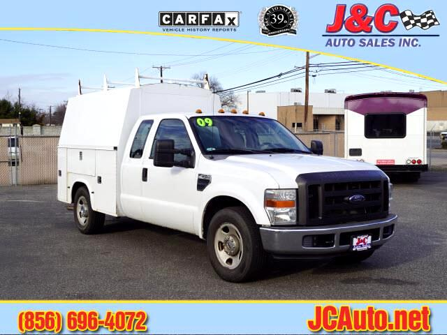 2009 Ford F-350 SD XL SuperCab 2WD
