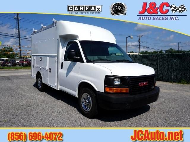 2012 GMC Savana G3500 139 in.