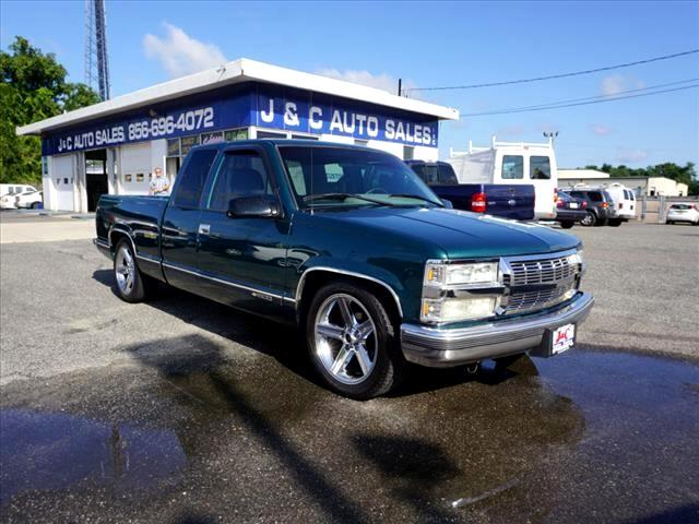 1996 Chevrolet C/K 1500 Ext. Cab Sportside 2WD
