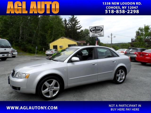 2004 Audi A4 1.8T quattro with Tiptronic