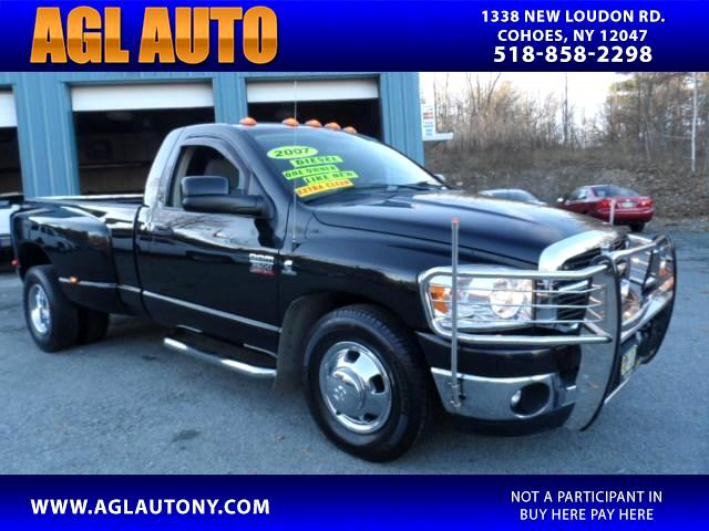2007 Dodge Ram 3500 Regular Cab DRW 2WD SLT