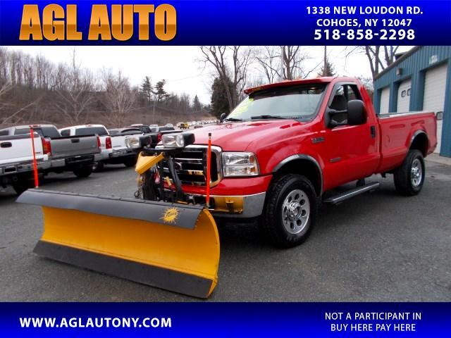 2007 Ford F-350 SD XLT 4WD
