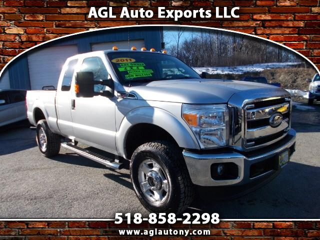 2011 Ford F-350 SD XLT SuperCab 4WD