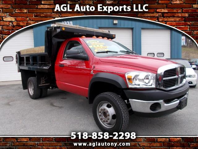 2008 Dodge Ram 4500 Regular Cab 4WD