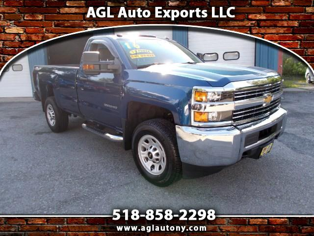 2016 Chevrolet Silverado 3500HD Work Truck Long Box 4WD