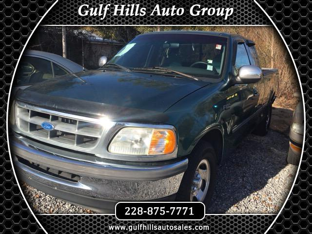 1998 Ford F-150 XL SuperCab Short Bed 2WD