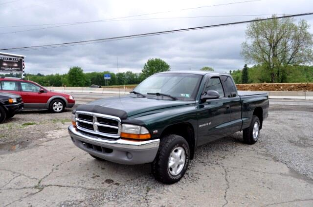 used 2000 dodge dakota for sale in uniontown pa 15401 shiny cars. Black Bedroom Furniture Sets. Home Design Ideas