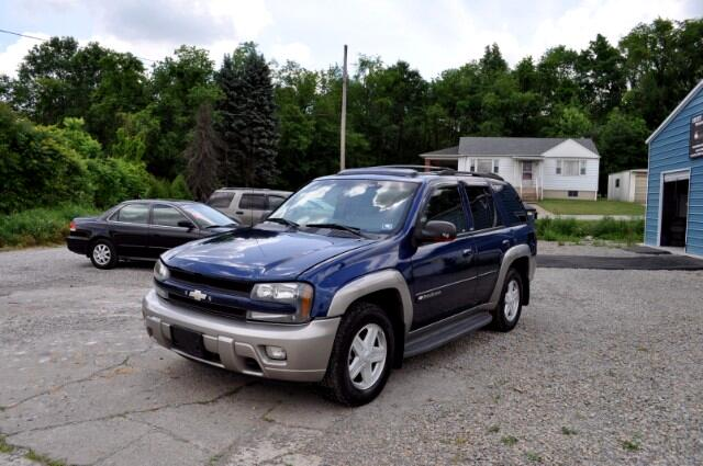 used 2003 chevrolet trailblazer for sale in uniontown pa 15401 shiny cars. Black Bedroom Furniture Sets. Home Design Ideas