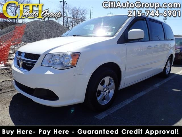 2012 Dodge Grand Caravan SXT 4dr Mini-Van