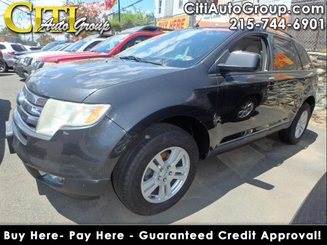 2007 Ford Edge SEL 4dr SUV