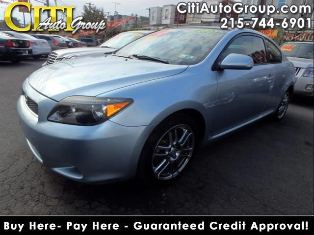 2007 Scion tC 2dr Hatchback (2.4L I4 4A)