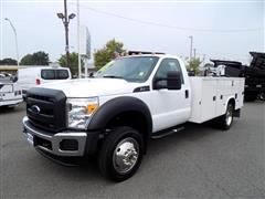 2015 Ford F-450