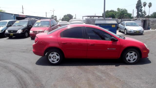 2001 Dodge Neon Sedan