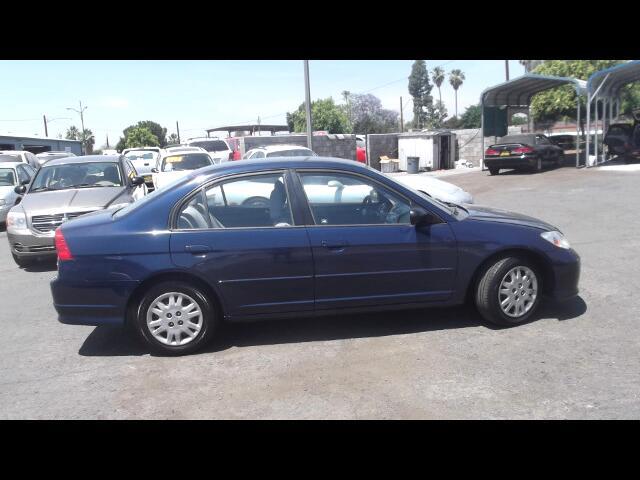 2005 Honda Civic LX Sedan AT