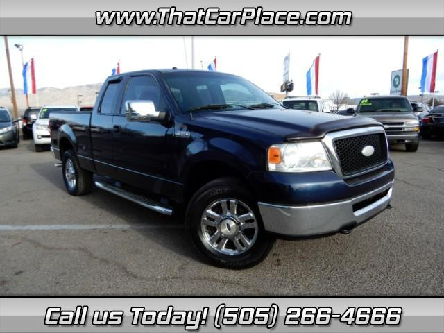2006 Ford F-150 4WD SuperCab 145
