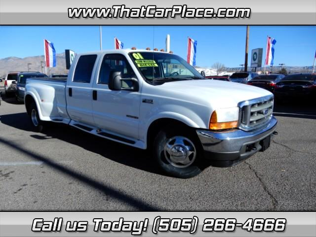 2001 Ford F-350 SD XLT Crew Cab Long Bed 2WD DRW