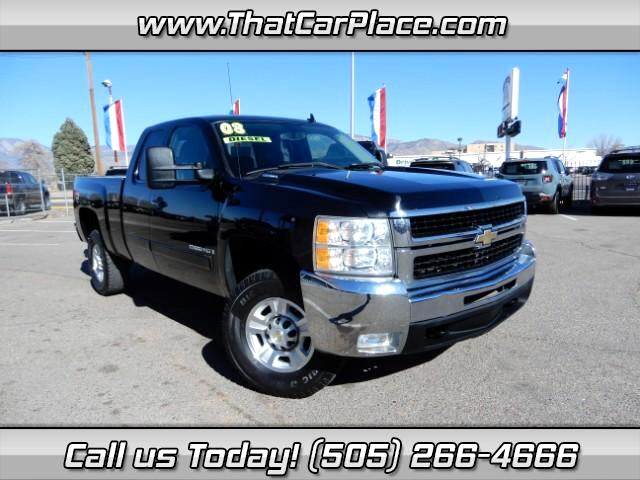 2008 Chevrolet Silverado 2500HD LTZ Ext. Cab Std. Box 4WD