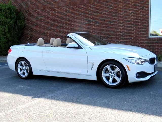 2015 BMW 4-Series 428i SULEV Convertible