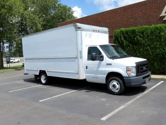 2012 Ford Econoline Commercial Cutaway E-350 Super Duty 158 DRW