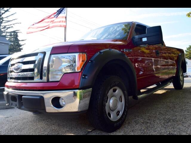 2009 Ford F-150 XLT SuperCab 8-ft. Bed 4WD