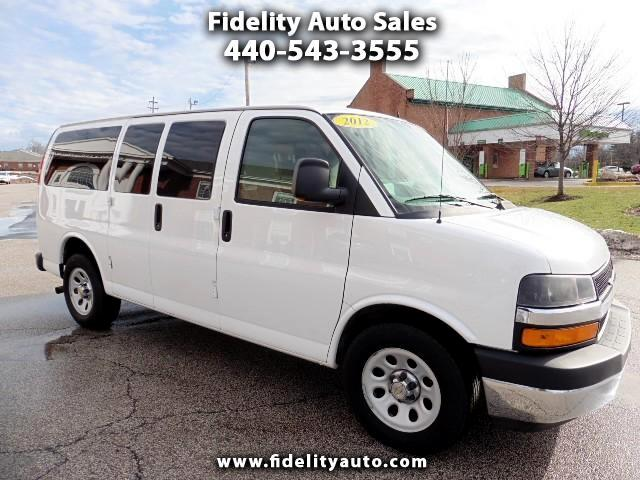 2012 Chevrolet Express G1500 LT