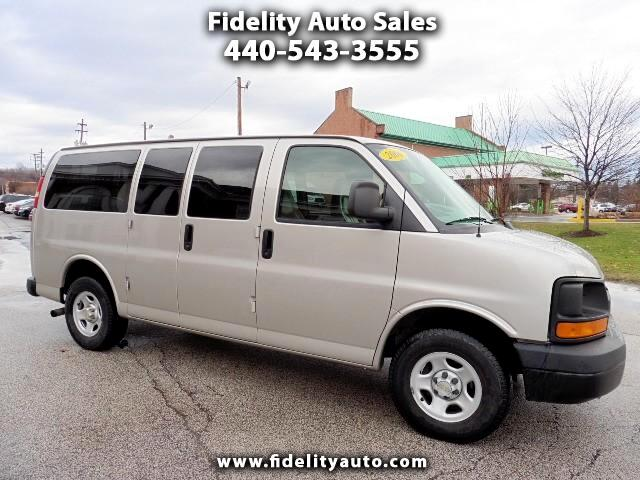 2006 Chevrolet Express 1500 LS