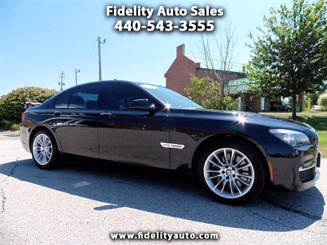 2010 BMW 7-Series I