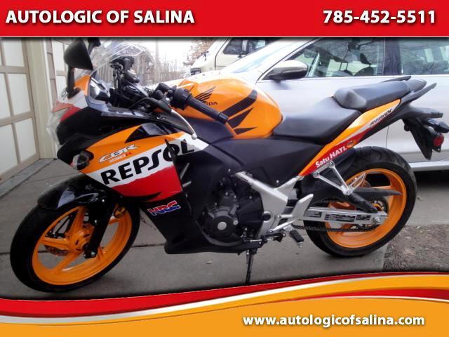 2013 Honda CBR250R/RA REPSOL