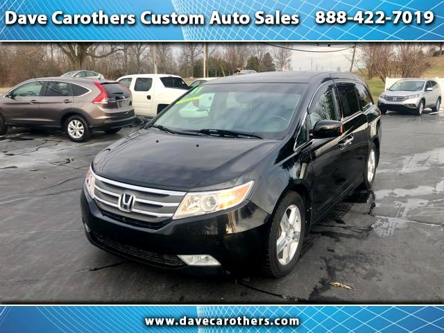 2011 Honda Odyssey TOURING AT with RES & NAVI