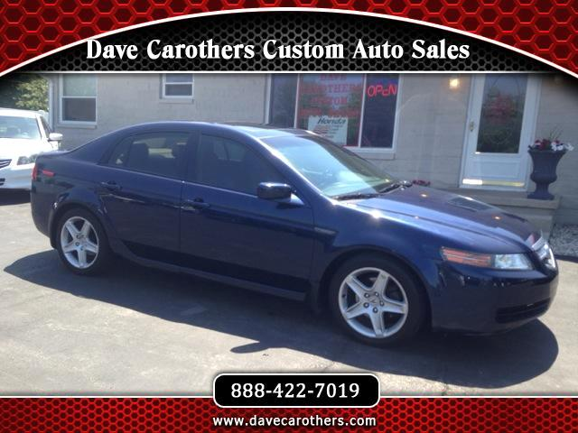 Used 2005 Acura Tl For Sale In Bellefontaine Oh 43311 Dave