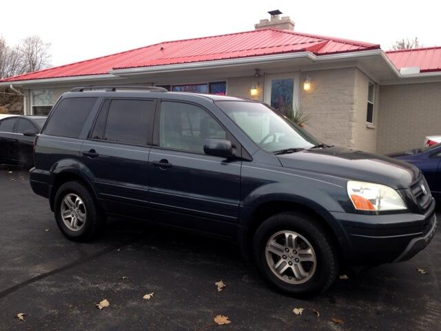 Used 2005 Honda Pilot For Sale In Bellefontaine Oh 43311