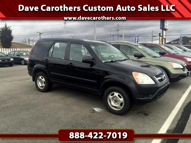 Used 2004 Honda Cr V For Sale In Bellefontaine Oh 43311