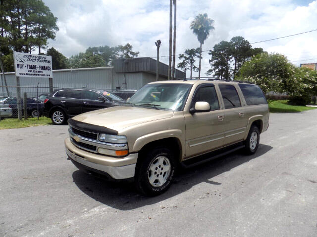 2006 Chevrolet Suburban LT 1500 4WD