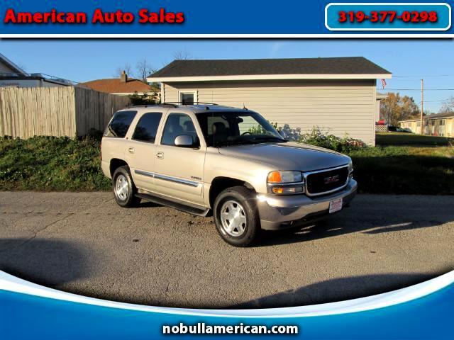 2004 GMC Yukon AWD