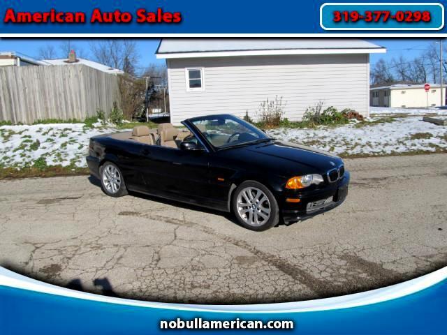 2001 BMW 3-Series 330Ci convertible