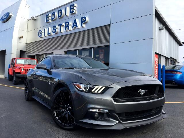 2016 Ford Mustang GT Premium with Performance Package