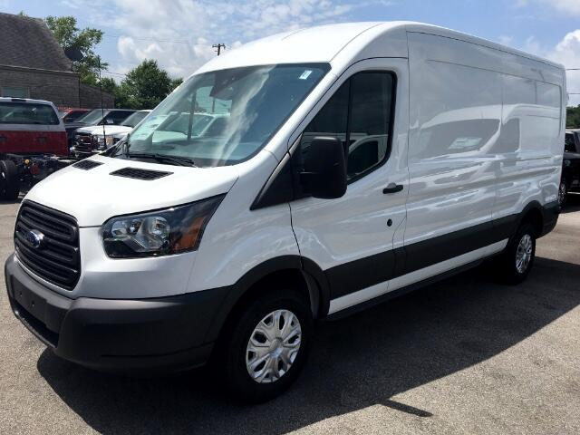 new 2016 ford transit 250 van med roof w sliding pass 148 in wb for sale in salem in 47150. Black Bedroom Furniture Sets. Home Design Ideas