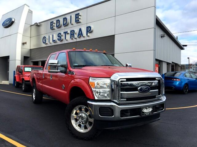 2012 Ford F-350 XLT Crew Cab Long Bed 4x4