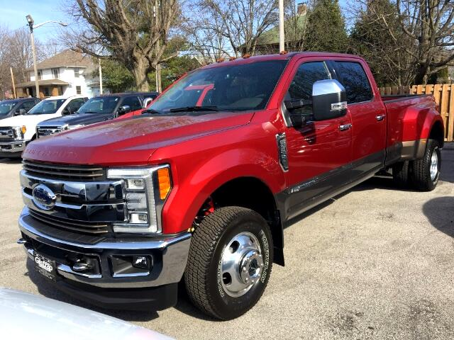 2017 Ford F-350 King Ranch DRW 4WD