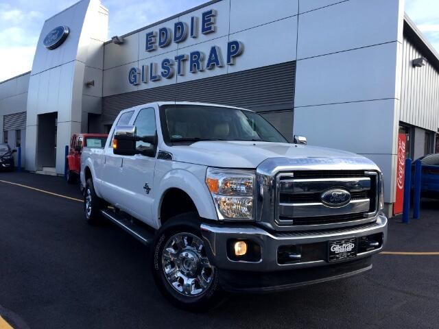 2013 Ford F-250 Lariat Crew Cab 4WD Short Bed