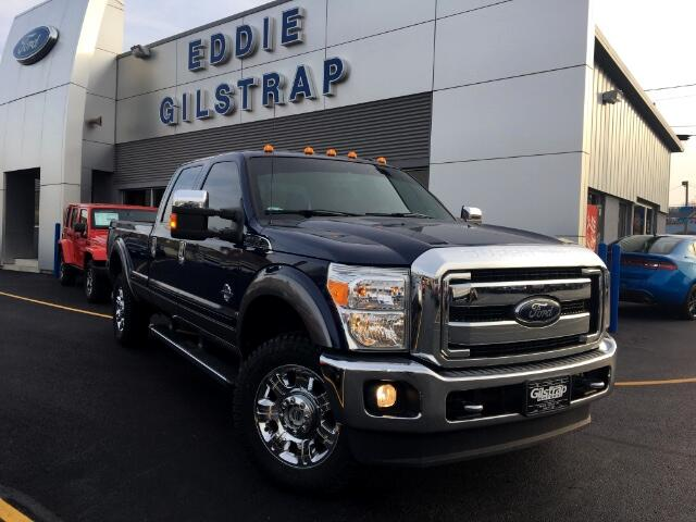 2012 Ford F-350 Lariat Crew Cab 4WD Long Bed