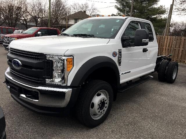 2017 Ford F-450 XL SuperCab 4WD DRW Chassis