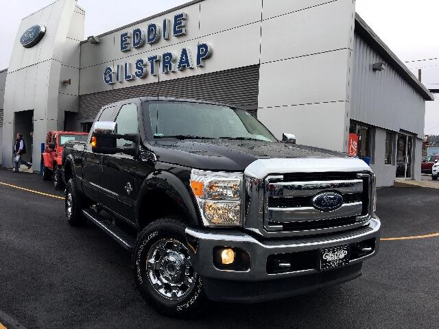 2013 Ford F-350 XLT Crew Cab Short Bed 4WD