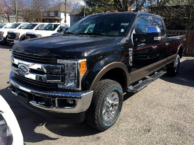 2017 Ford F-350 King Ranch Long Bed 4WD