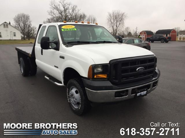 2006 Ford F-350 SD XL SuperCab Long Bed 4WD DRW