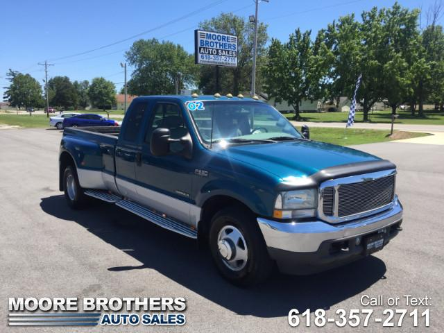 2002 Ford F-350 SD Lariat SuperCab Long Bed 2WD DRW