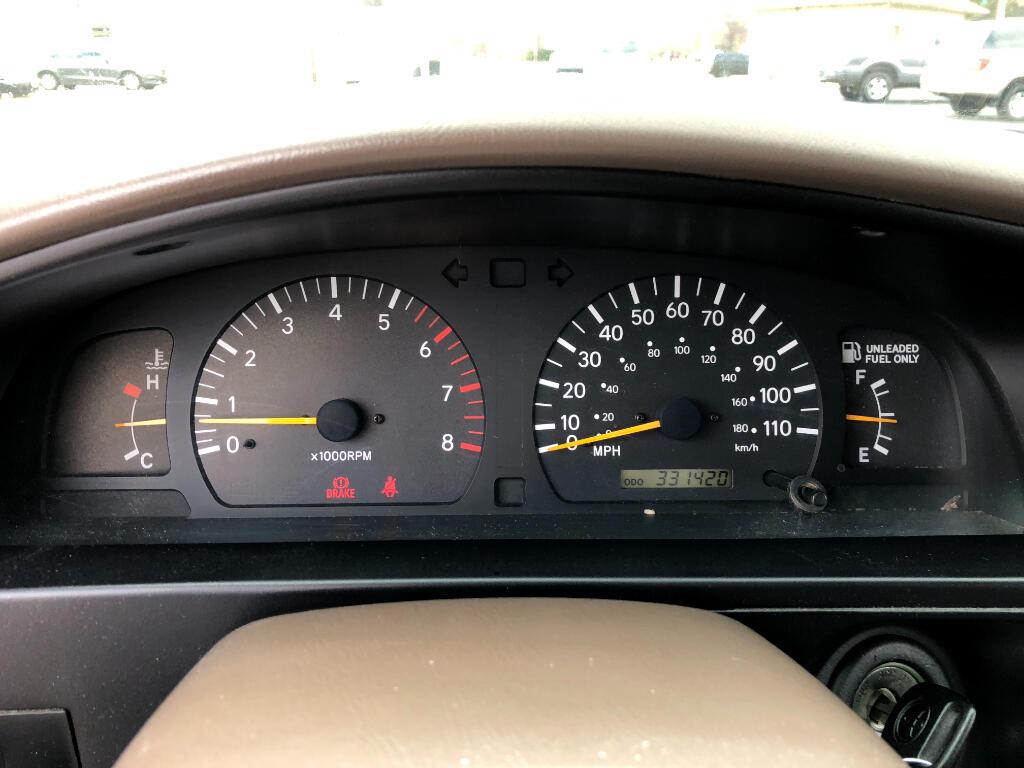 1999 Toyota Tacoma Xtracab V6 4WD