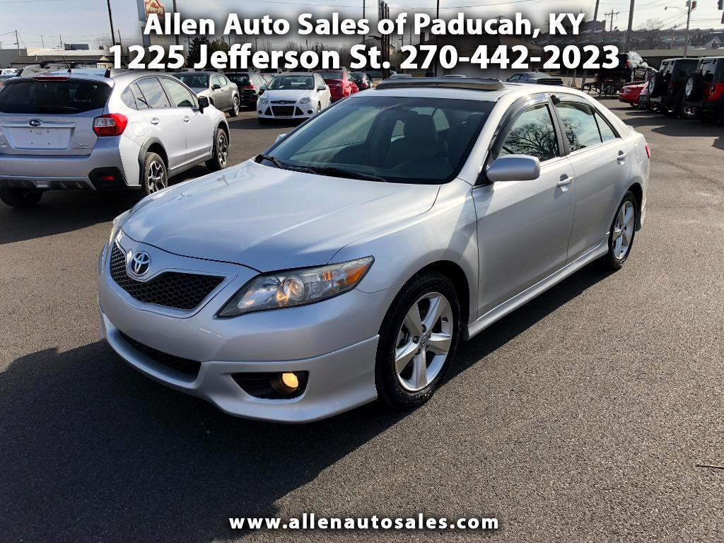 2011 Toyota Camry SE 5-Spd AT