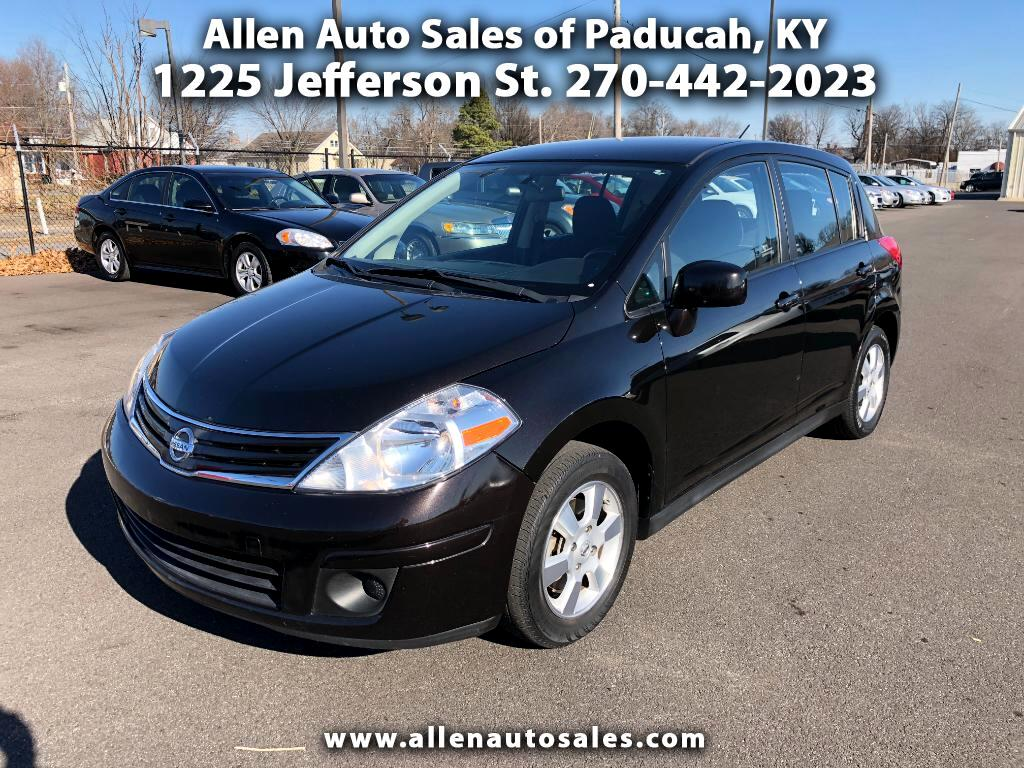 2012 Nissan Versa Special Edition 5-Door