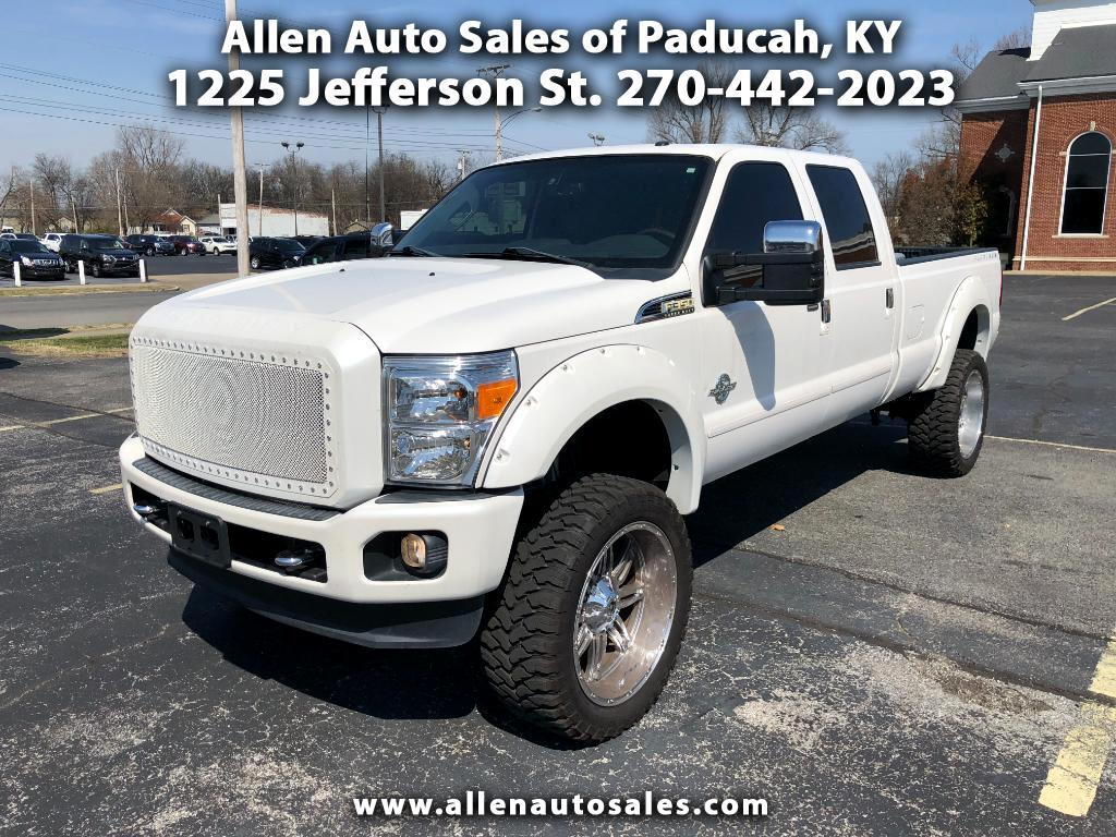 2015 Ford F-350 SD SuperCab 4WD